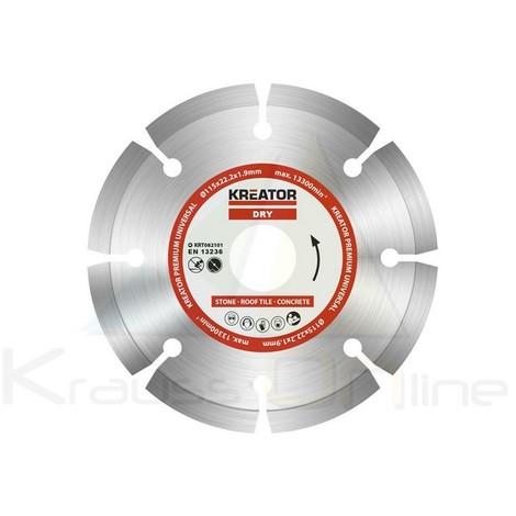 Disco de diamante d115 premium (KRT082101)