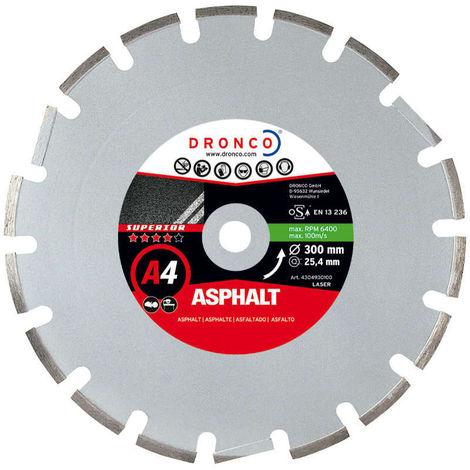 Disco de diamante Superior A4 - Asfalto (Antes A2) - dronco_a4asphalt