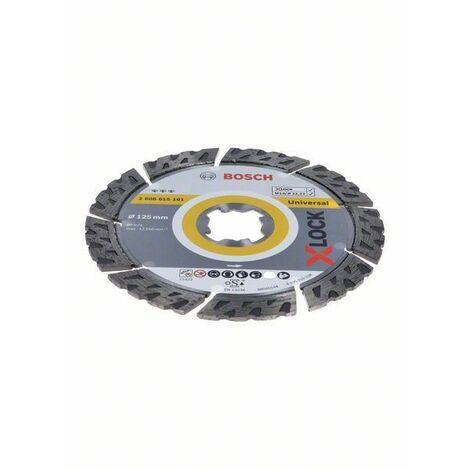 Disco de diamante X-Lock 125mm Bosch Best for Universal