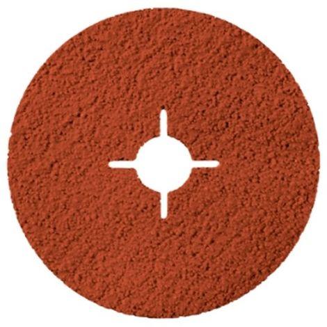 Disco de fibra 180 mm P 80, CER (626161000)