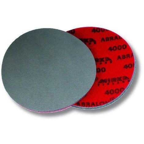 Disco de lija de 150 mm de diámetro grano 500 ABRALON Mirka