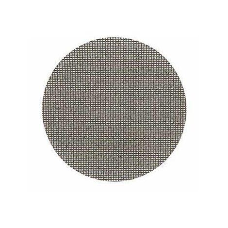 Disco de lija malla Velcro Diam. 125mm (10 Unidades) gano 100
