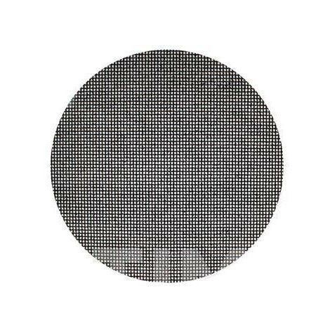 Disco de lija malla Velcro Diam. 125mm (10 Unidades) gano 80