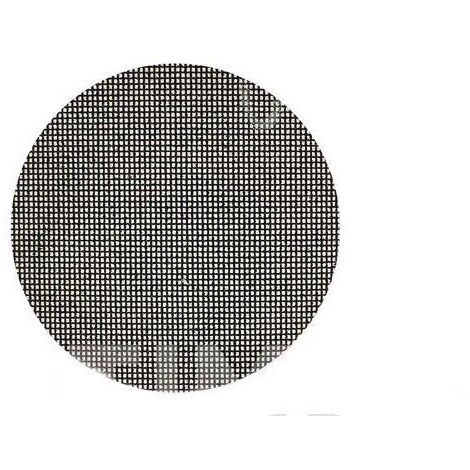Disco de lija malla Velcro Diam. 150mm (10 Unidades) gano 80