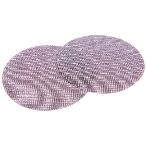 Disco de lijado de malla abrasiva de Ø 150 mm grano 100 MIRKA ABRANET ACE