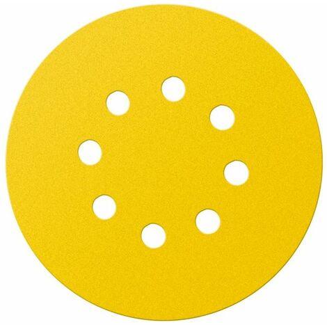 Disco de lijar 225mm, k120, 4 uds. Graphite 57H832