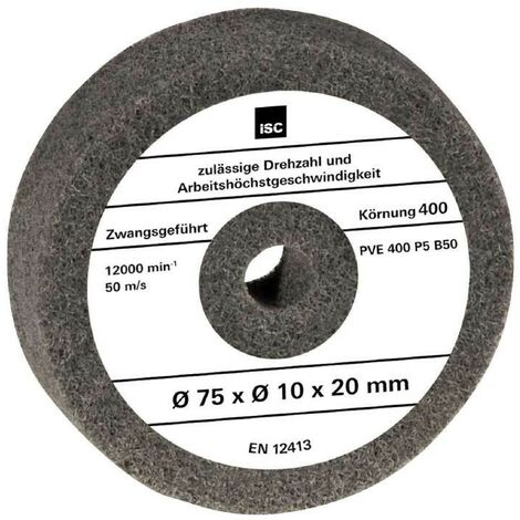 Disco de Pulido 75x10x20mm