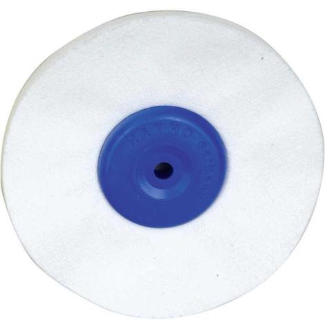 Disco de pulido de micro-fibra Ø100 x 15 mm para PM 100 Proxxon
