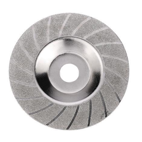 """Disco de pulido de pulido, sierra de disco, 16 mm de diametro interno, 100 mm,4 """"pulgadas,Liso"""