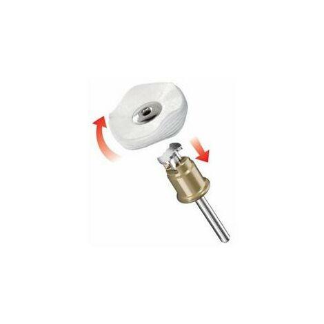 Disco de tela de pulir 25 mm (S423)
