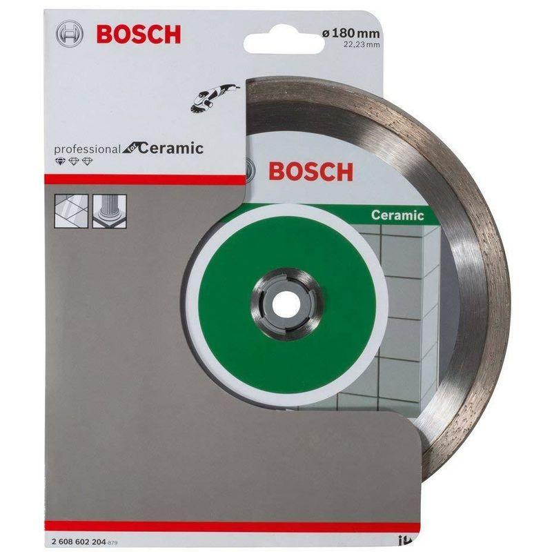 Disco di Taglio Diamantato per Cemento Ceramica Varie misure Bosch Professional