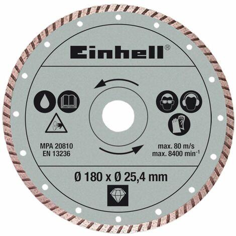 DISCO DIAMANTE TURBO EINHELL - 250MM O 300MM