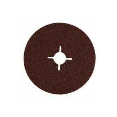 """main image of """"DISCO FIBRA ACERO/ALUM/MADERA 125X22 GR A-B02 V80"""""""