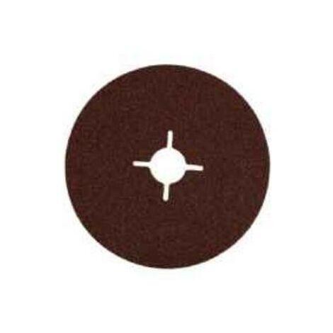 DISCO FIBRA ACERO / ALUMINIO / MADERA 115X22 GRA-B02 V36