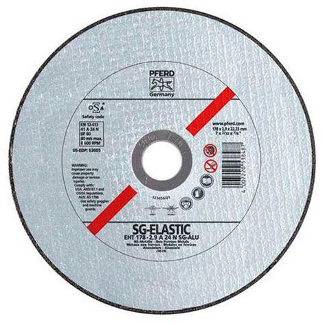 Disco fino de corte aluminio eht pferd - talla