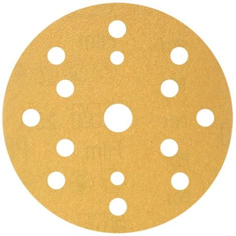 Disco hookit 255P+15 agujeros ø150 P-120 PN50445 (25 unidades) 3M