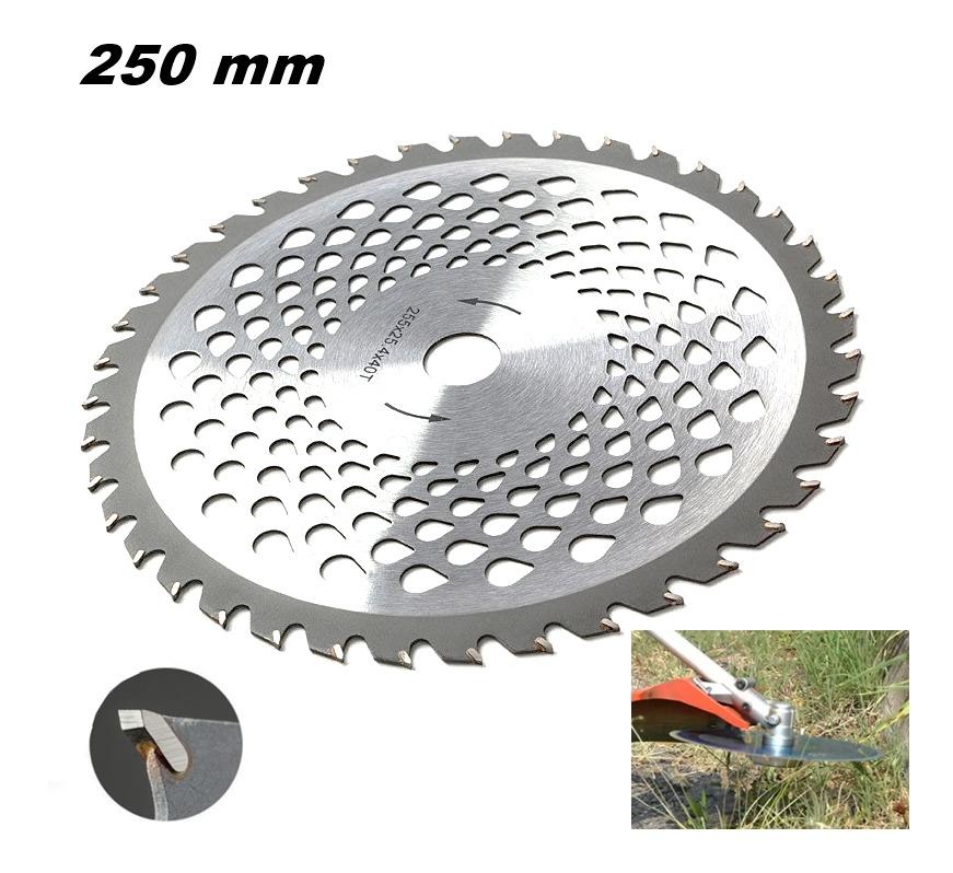 Disco lama diametro 250 mm per decespugliatore tagliaerba for Lama arredamenti