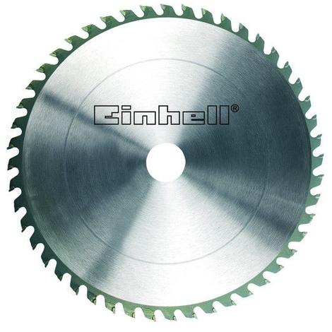 Disco legno Einhell 190x2,5mm 48denti lama sega circolare foro 30mm