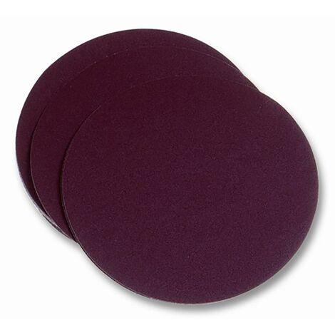 Disco Lija Pg Maxi Papel Velcro Para Lijadora Grano 240 349-20