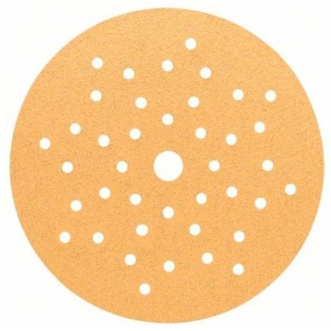 Disco lija rotorbital 125mm grr 60 c470 bosch 5 pz
