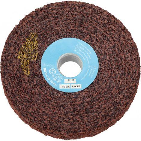 Disco mantel de fibras de peso FS-WL,152x25mm 6S-fine 3M