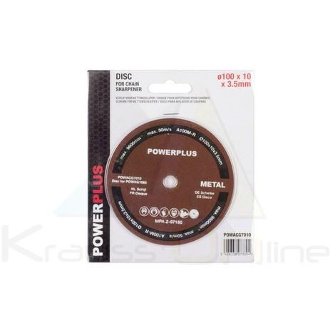 Disco para afilador de cadenas (POWACG7010)