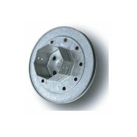 Disco Persiana 180X60Cm Octogonal Metal C22 Gaviota