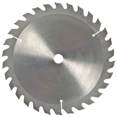 "main image of ""Disco sierra circular 250x30 24 dientes"""