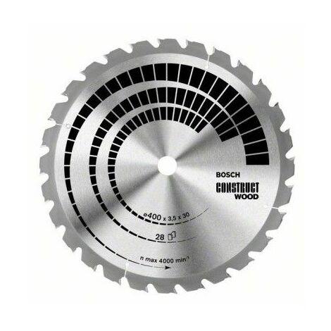 DISCO SIERRA CIRCULAR 300X30X3,2 20Z BOSCH CONSTRUCT WOOD