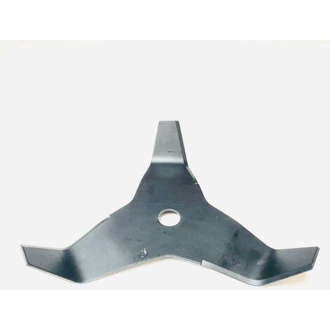Disco triturador de 3 puntas para desbrozadora