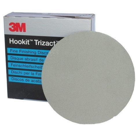 Disco Trizact de acabado ø150mm P-3000 3M