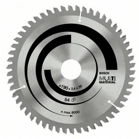 Disco Widia Para Aluminio 210X2 4X30 54 Dientes 2608640511