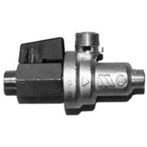 Disconnecteur + 1 vanne arrêt 2000 Réf. F3AA40520 FRISQUET