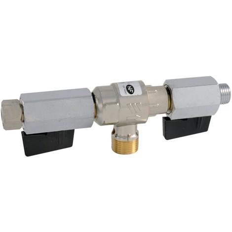 Disconnecteur + 2 vannes arrêt 2000 Réf. F3AA40521 FRISQUET