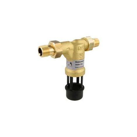 """Disconnecteur à zone de pression réduite non contrôlable - Disco CA9C brut - Diamètre F/F 1/2"""" - sans garde d'air"""