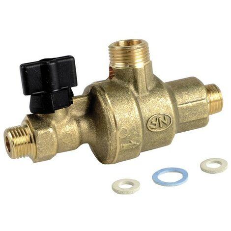 Disconnecteur avec robinet - ELM LEBLANC : 87167700040
