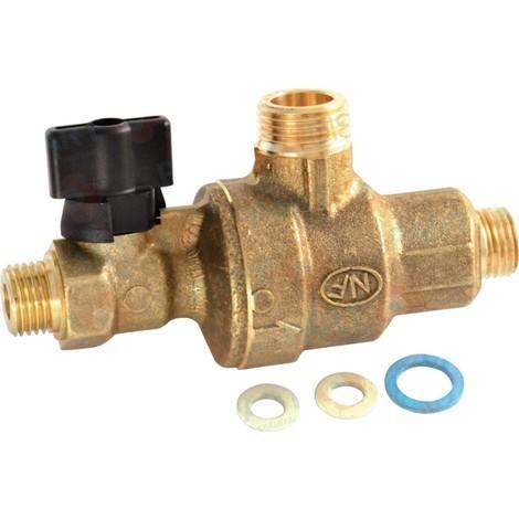 Disconnecteur avec robinet Réf. 87167700040 ELM LEBLANC