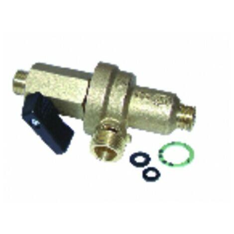 Disconnecteur watts cbc 1/4 - DIFF pour ELM Leblanc : 87167454860