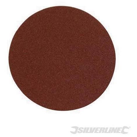 Discos de lija autoadherentes 300 mm 10 piezas-300 mm grano 60