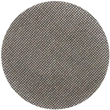 Discos de lija autoadherentes con malla abrasiva 115 mm, 10 pzas Grano 40 - NEOFERR