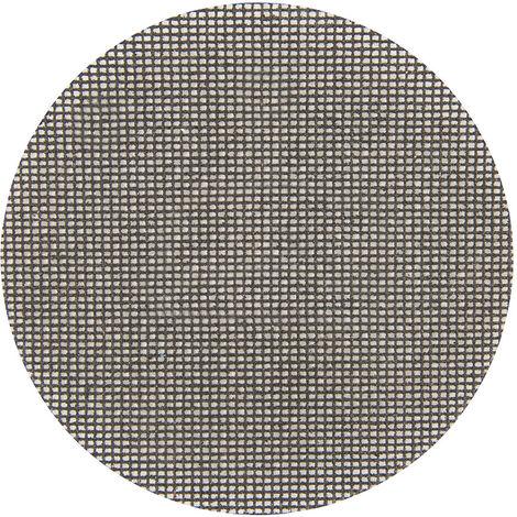 Discos de lija autoadherentes con malla abrasiva 150 mm, 10 pzas Grano 180