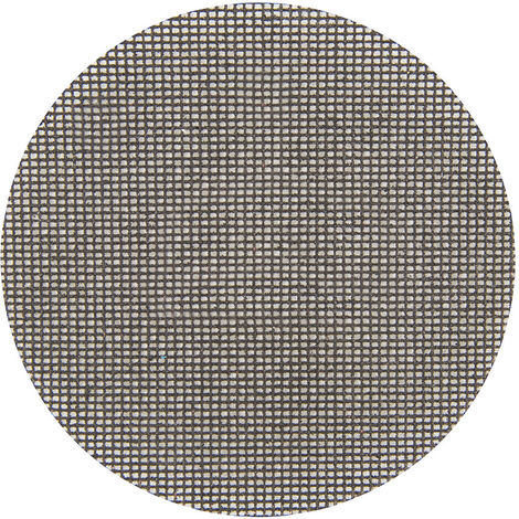 Discos de lija autoadherentes con malla abrasiva 225 mm, 10 pzas Grano 80