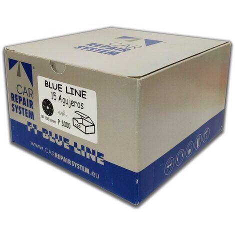 DISCOS ULTRAFINOS F1 BLUE LINE 150MM 15 AG. 100 UDS