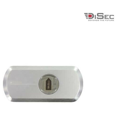 DISEC magnetic closure block for van and commercial vehicles MG850