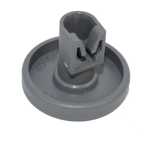 Dishwasher Grey Lower Basket Rack Wheel For AEG Electrolux Zanussi