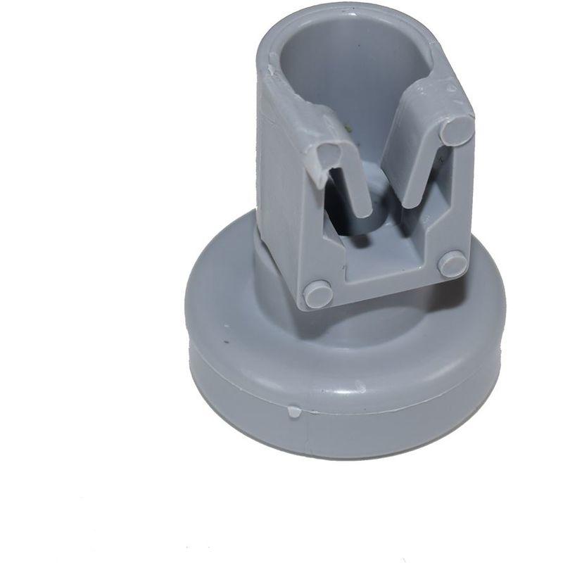Dishwasher Grey Upper Basket Wheels For AEG Electrolux Zanussi x 8