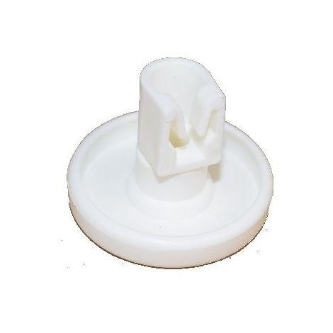 Dishwasher Lower Bottom Basket Wheel And Clip For Electrolux AEG Zanussi