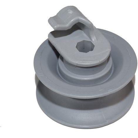 Dishwasher Upper Basket Rack Support Wheel For Bosch Siemens Appliances