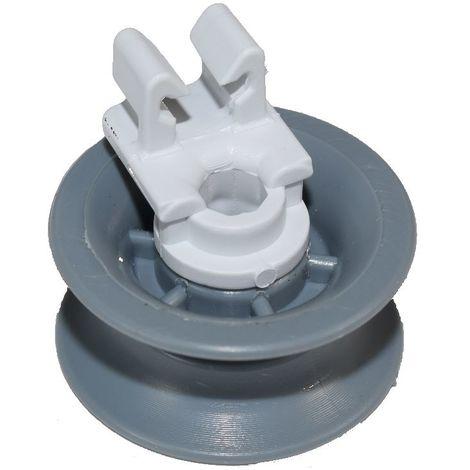 Dishwasher Upper Basket Rack Wheel For Bosch Neff Siemens