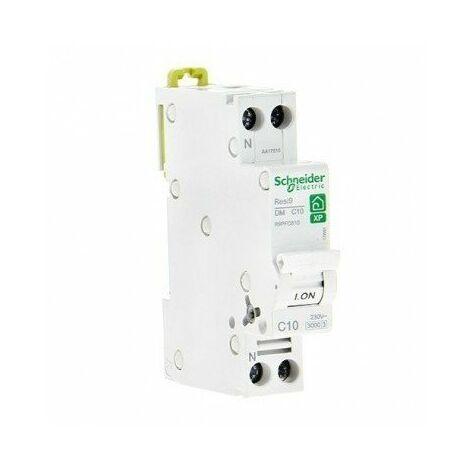 disjoncteur courbe c schneider dt40-3 phases 20 amp/ères schneider electric a9n21046